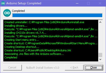 Arduino uninstall.exe download